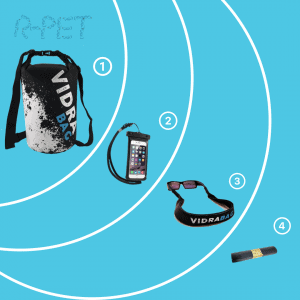 R-PET Vidrabag Starter Kit Deluxe